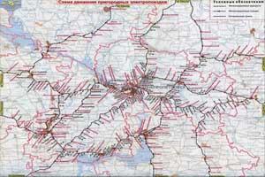 Топографические и спутниковые карты
